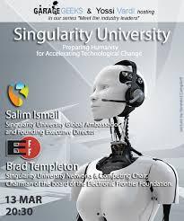 singularity university Monitor 11.07.2017