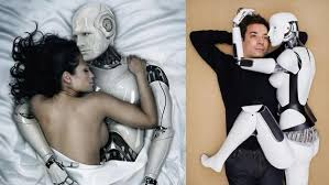 Robots sexuales Monitor 14.09.2117