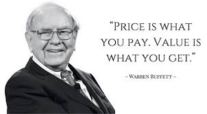 Warren Buffett Monitor 08.09.2017